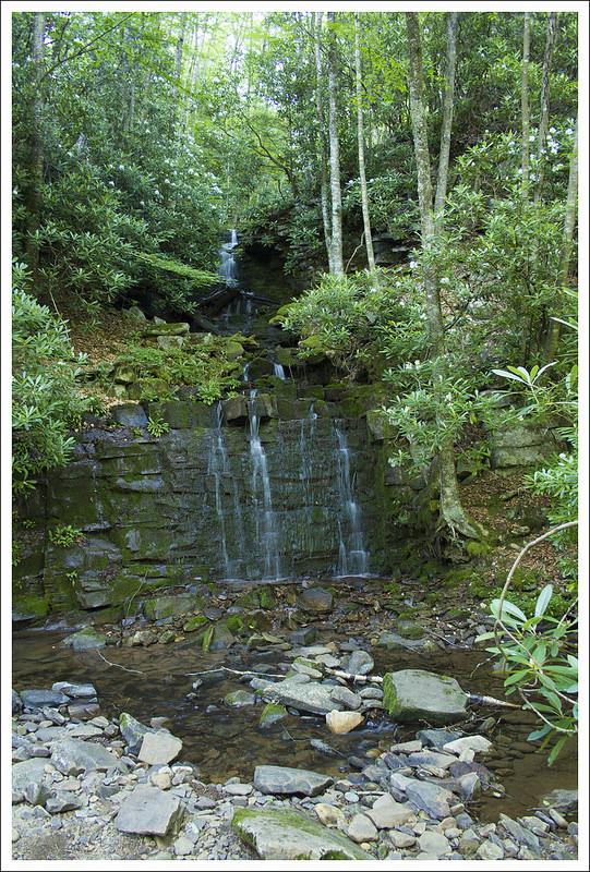 Campsite Falls