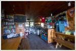 Inside Zealand Hut