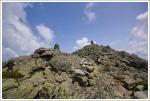 Rocks on Mt. Madison
