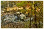 Waterfall Campsite on Jeremy Run