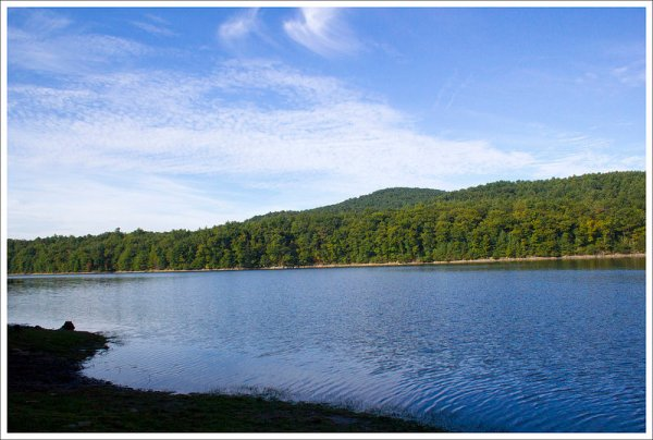 Lynchburg Reservoir
