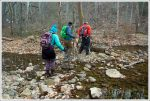 Crossing Cedar Creek