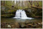 Small Falls on Cornelius Creek