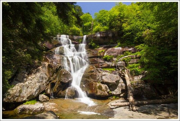 Beautiful Ramsey Cascades