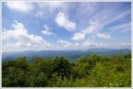 So Many Mountains from Siler Bald