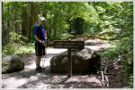 Ramsey Cascades Trailhead