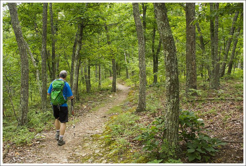 Walking the Tuscarora Trail