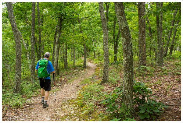 Walking the Tuscarora Trail