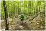 Easier Section of Flume Trail
