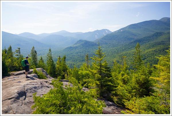 Descending Mount Jo