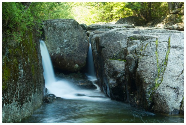 Rocky Falls Feature
