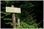 Rocky Falls Trail Signage