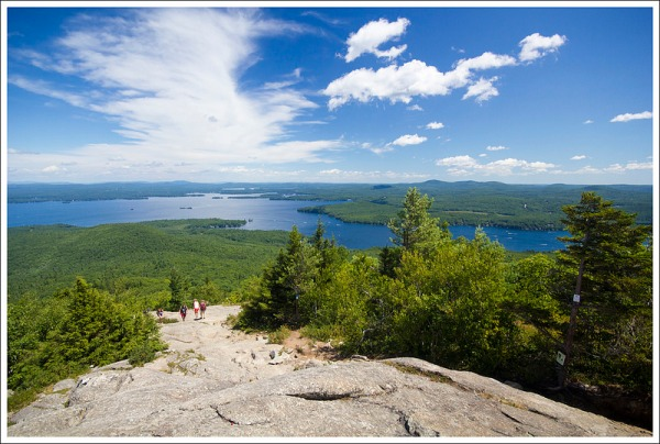 Mount Major Summit