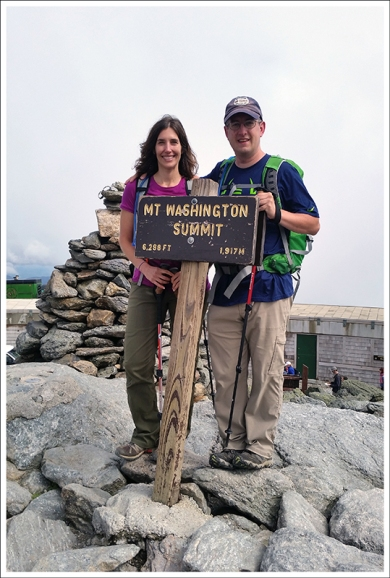 Summit of Mount Washington