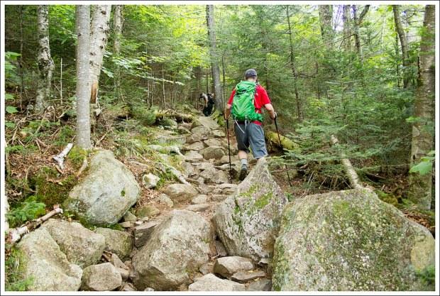 Hiking Mount Osceola