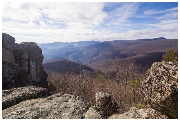 Robertson Mountain Summit