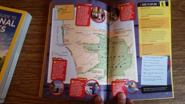 Map & Checklist