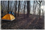 Tents in the Morning