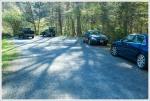 Parking at Jennings Creek