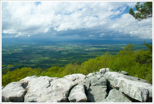 Views on the Massanutten Trail