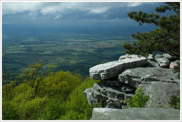 Views Along the Massanutten Trail
