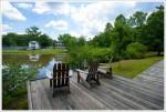 Shrine Mont Pond