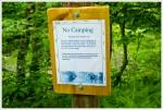 No Camping Restoration
