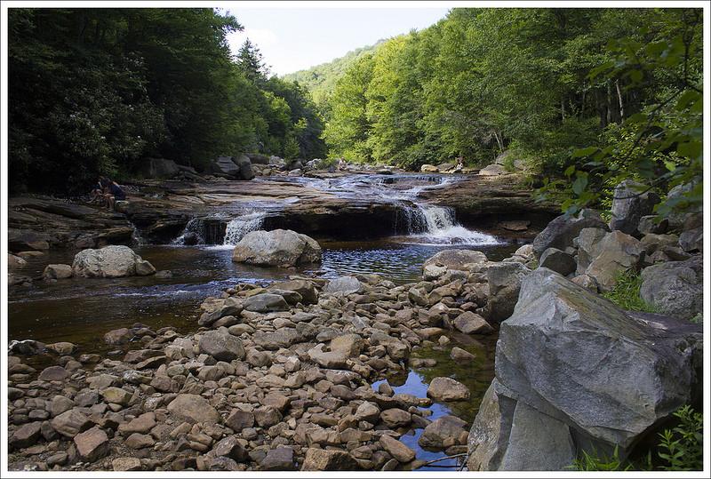 Beautiful Red Creek