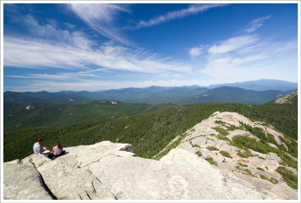 The 360 Degree View from Mt. Chocorua