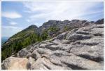 Views on the Hike Down Chocorua