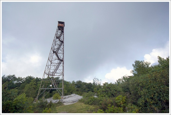 The Precarious Fire Tower