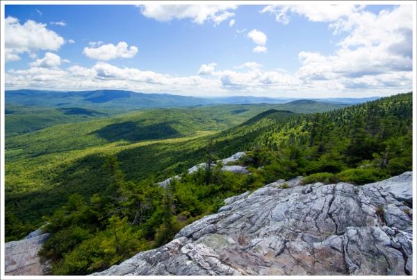 North Side Summit of Mt. Cube