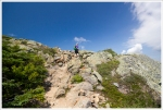 Climbing Mt. Eisenhower