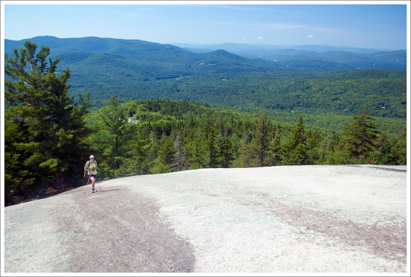 Views in Every Direction on Welch Mountain