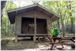 Catawba Mountain Shelter