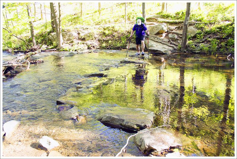 Day Two: Crossing Little Antietam Creek