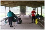 Day Four: Picnic Shelter