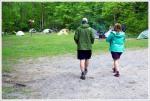 Day Three: Walking Back to Dahlgren