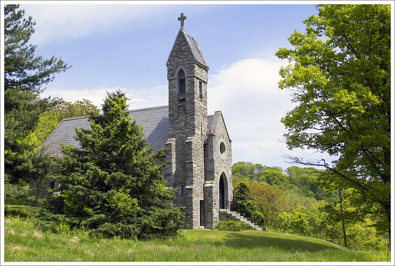 Day Three: Dahlgren Chapel