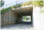 Crossing Under the Interstate