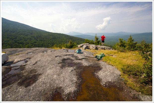 Bald Peak views