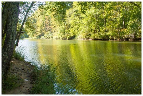 Kimberling Creek at VA606