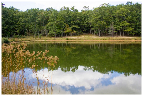 ond Along the Appalachian Trail