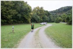 Between Pearisburg and Narrows