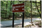 Parking for the Boulder Loop