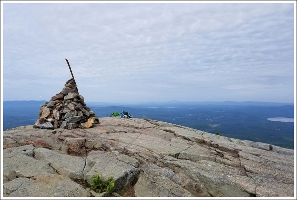 Mt. Kearsarge Summit