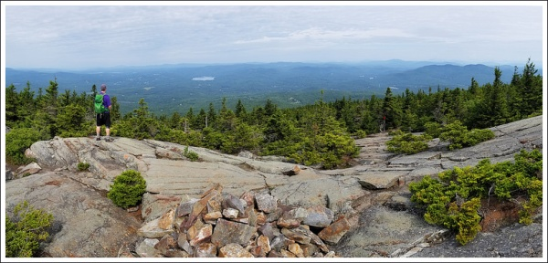 Summit of Kearsarge