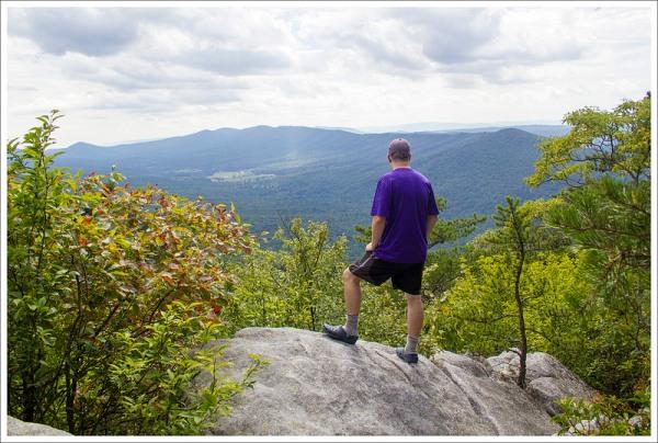 Halfmoon Mountain Summit