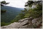 View at camp
