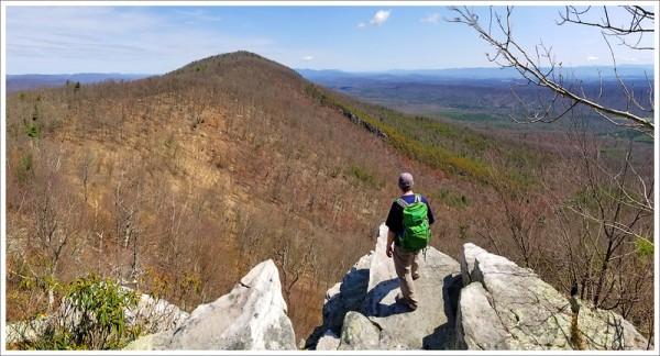 Church Mountain Summit